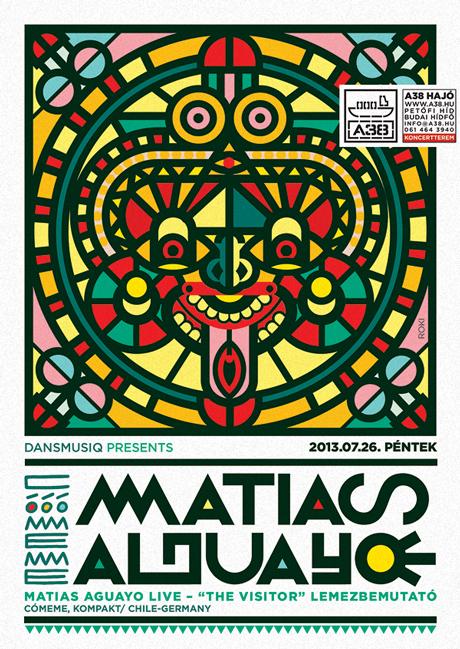 Dansmusiq pres.: MATIAS AGUAYO live