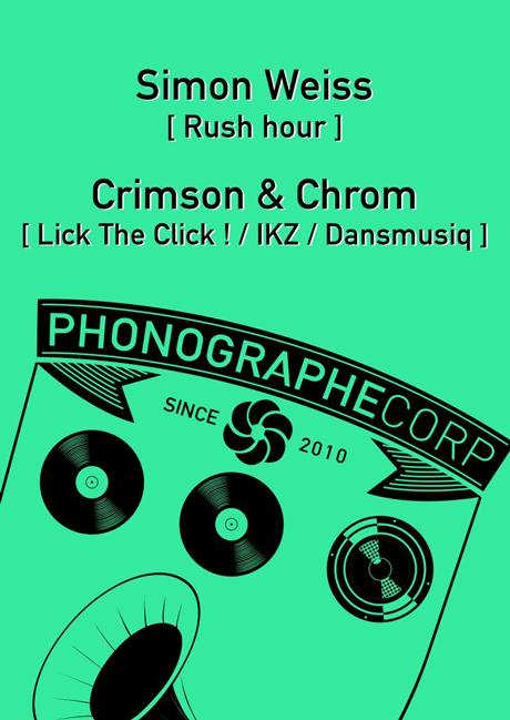 PHNCST129 – CRIMSON & CHROM
