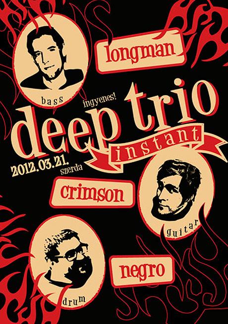 Deep Trio @ Instant