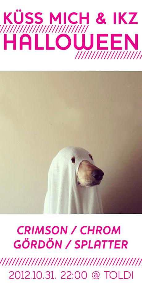 Küss MIch & Ikz: Halloween