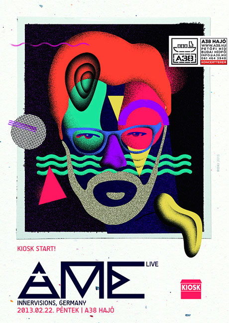 KIOSK #1 w/ ÂME live